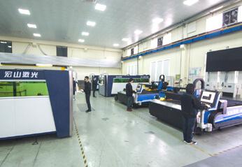 平板机培训区