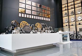 苏州子公司展厅