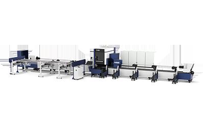 零尾料激光切管机TL220系列